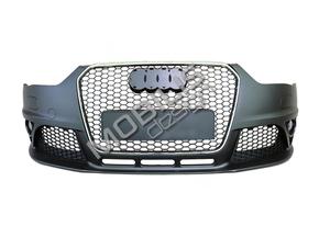 Бампер передний RS4 для AUDI A4 B8 2011-2015