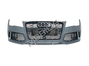 Бампер передний RS7 для AUDI A7 4G 2010-2014