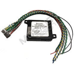 Адаптер подключения рестайлинговых фар Mercedes-Benz E-Class W212 LED Adaptive Headlight Controller